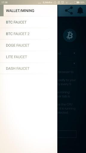 Smart Bitcoin Miner Wallet- Earn free money screenshot 2