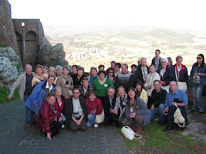 Photo: Orvieto - zejście ze wzgórza