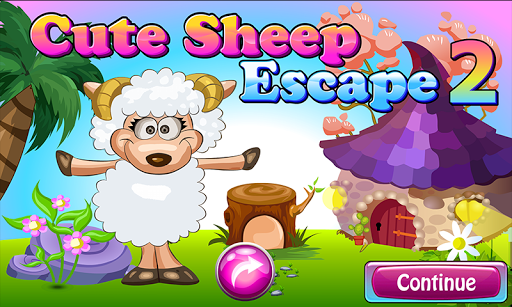 解謎必備免費app推薦|Cute Sheep Escape 2 Game 151線上免付費app下載|3C達人阿輝的APP