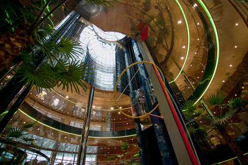 costa-victoria-atrium.jpg - An appetizer served on Costa Victoria from Costa Cruises.