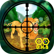 Wild African Forest Animal Shooting Archery Master 1.0