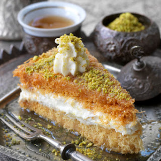 Osmalieh Vermicelli Dessert Recipe