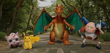 Playground: POKÉMON Detective Pikachu