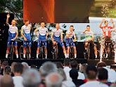 Trein van Deceuninck-Quick.Step vlamt op stage door op stevige beats