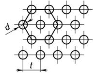 c1 - Круглое отверстие по шестиугольнику