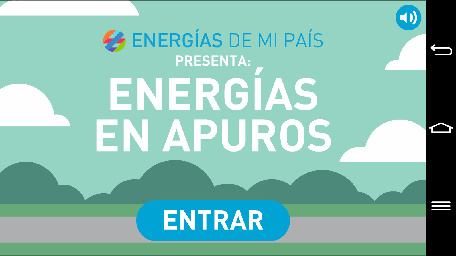 Energías en apuros- screenshot
