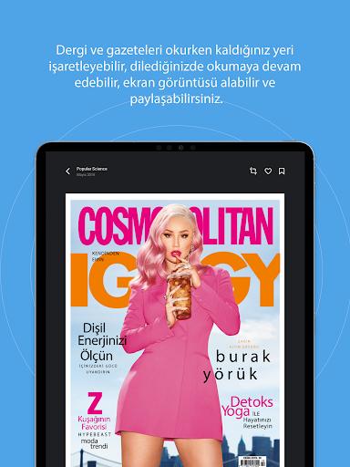Türk Telekom e-dergi screenshot 11