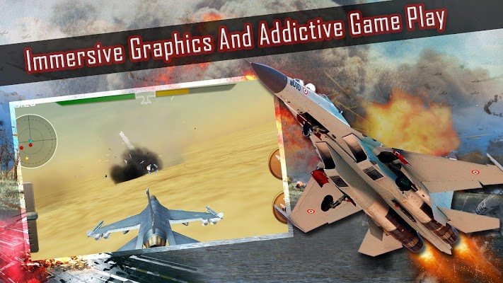 F16 Fighter Jet Simulator - screenshot