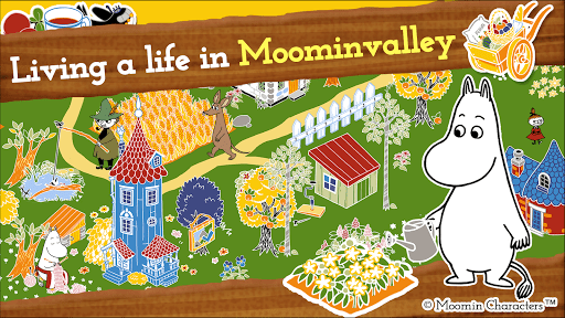 MOOMIN Welcome to Moominvalley 5.14.0 screenshots 7