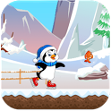 Penguin Run - Free Game icon