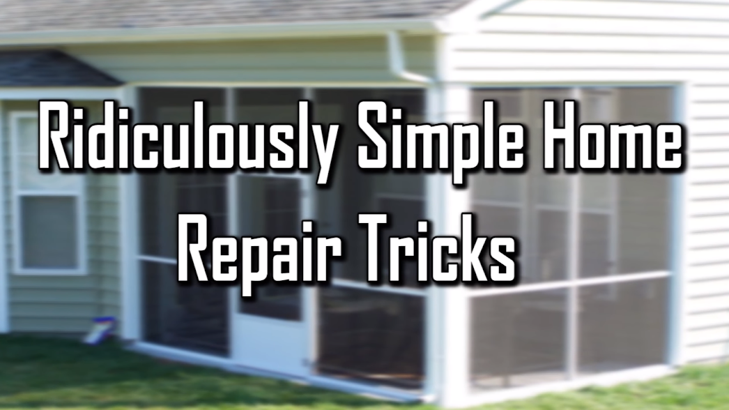 Easy and unexpected life hacks to fix your home