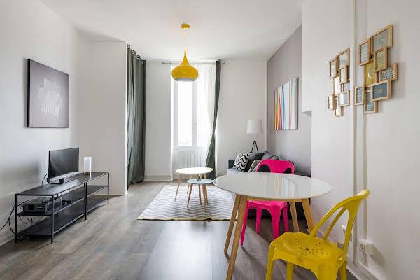 Appartement Lyon Villeurbanne Enjoy in Lyon
