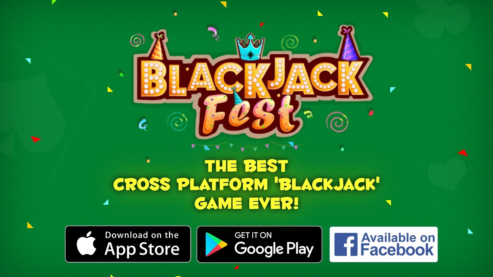 Blackjack Fest : Casino Blackjack 21 Card Games- screenshot