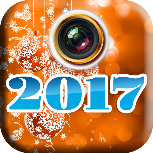 Happy New Year 2017: Frames