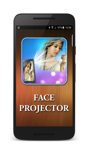 #6. Face Projector Simulator (Android)