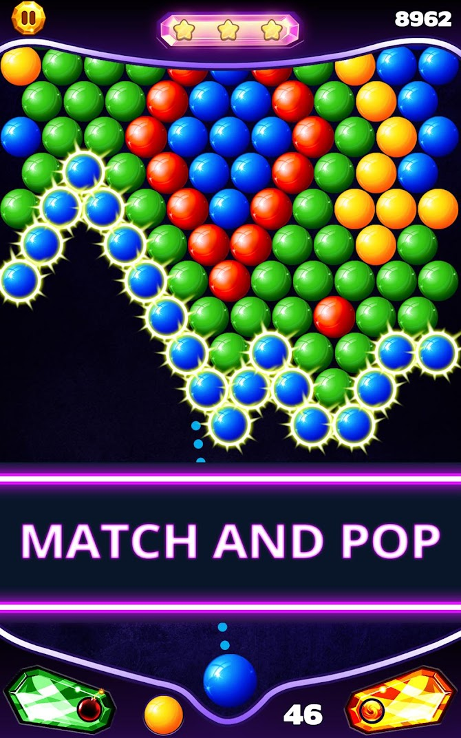 Bubble Shooter Classic Android 4