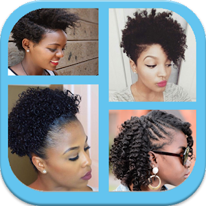 The Natural Hair Style Twa Also Known As Y Weeny Afro Is Normally