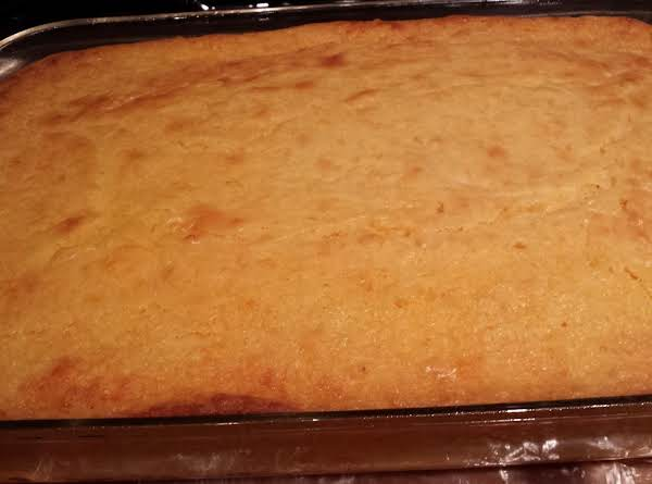 Cornbread Pudding