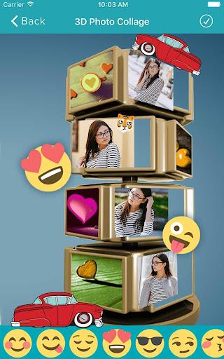 download 3d photo collage maker 3d photo frame editor for pc. Black Bedroom Furniture Sets. Home Design Ideas
