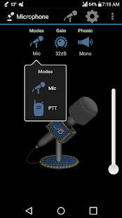 Microphone Screenshot