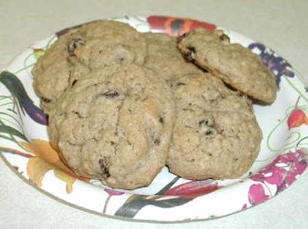 Moist Oatmeal Cookies Recipe