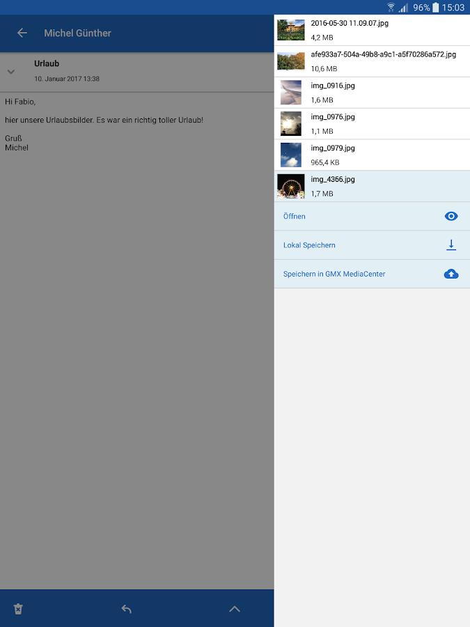 Gmx Login App