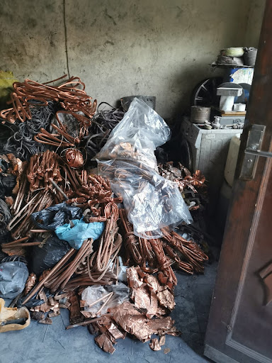 Copper and mining equipment worth millions found as police take hard line on stealing