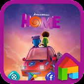 Home_bye_EN dodol theme