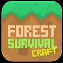 Floresta Survival Craft Grátis icon