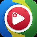 mp4 видео плеер icon