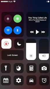 Lock Screen IPHONE X style 2