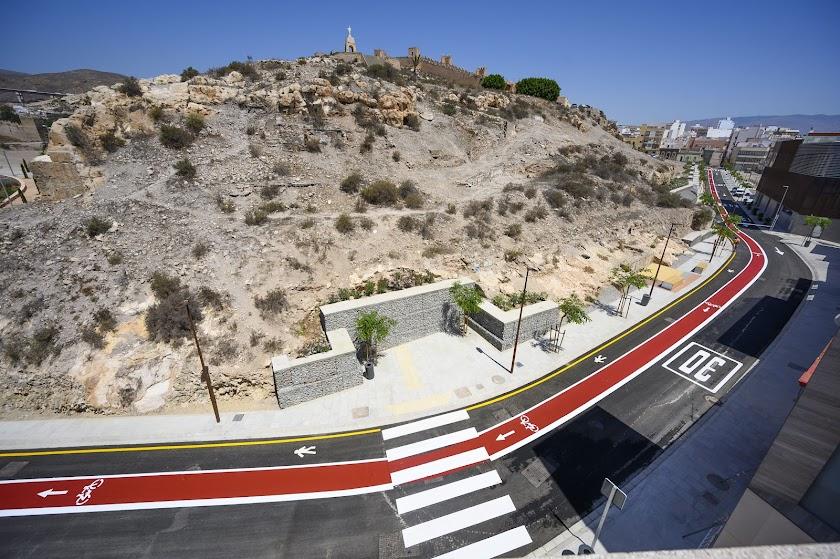Inauguración de la nueva calle Pósito