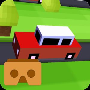 VR Street Jump for Cardboard