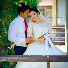 Wedding photographer Tofik Ismailov (Ismailov). Photo of 05.10.2016