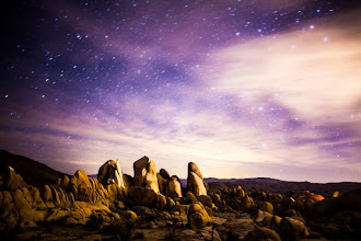 Photo: Another Planet - Joshua Tree National Park, CA