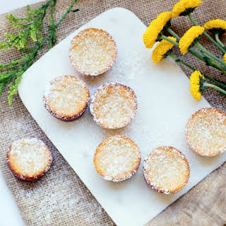 Mini Mochi Cakes.
