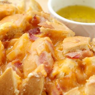 Bacon Cheddar Pull Apart Bread Recipe