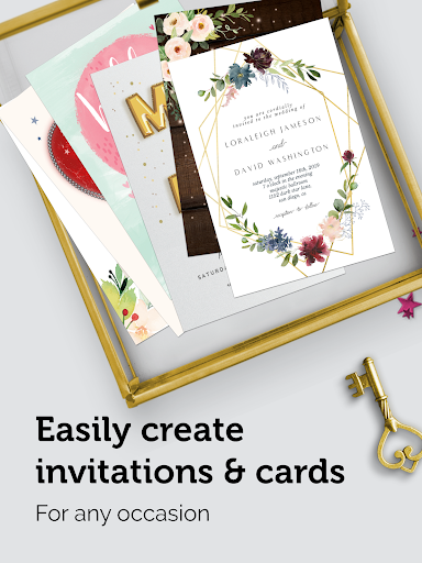 Invitation Card Maker Free by Greetings Island screenshot 6