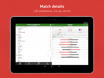 FlashScores screenshot 7