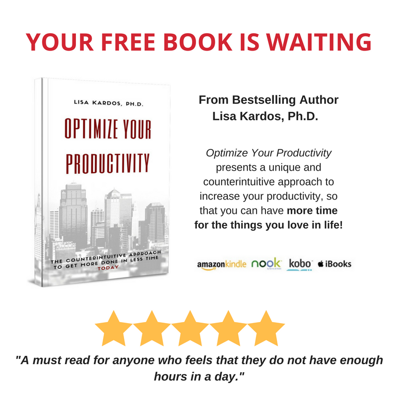 Free Productivity Book