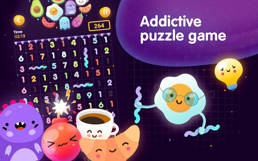 Numberzilla - Number Puzzle | Board Game 3.1.0.0 screenshots 7