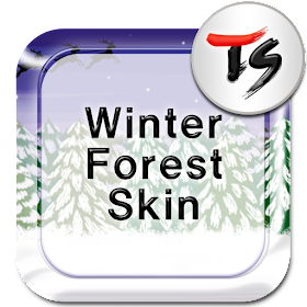Winter Forest for TS Keyboard