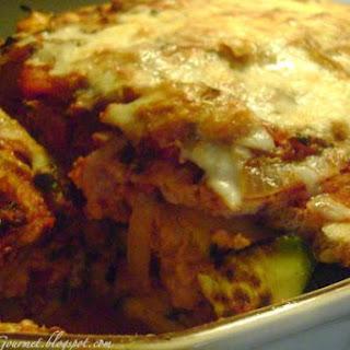 Zucchini Bread Parmesan!! Sooo! Good!!