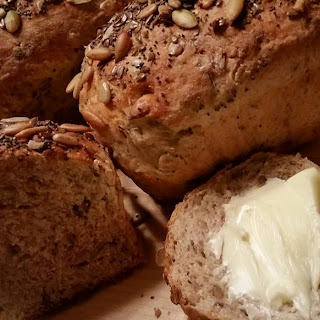 Honey Oats & Seed Bread.