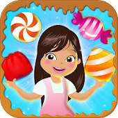 Jellys Pastry Blast Free Match 3 Game