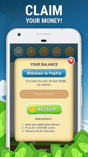 Earn Paypal Money - Best Money Maker Cash App for PC