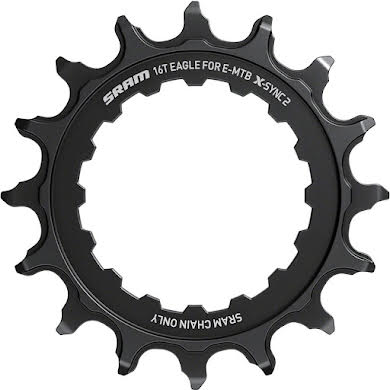 SRAM Bosch Direct Mount 11/12-Speed X-Sync2 Eagle Chainring