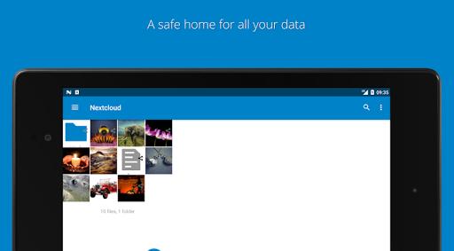 Nextcloud modavailable screenshots 7