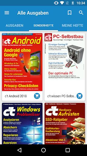 c't Magazin 3.4.7 screenshots 3