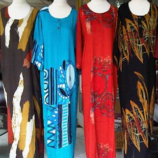 Batik daster - náhled